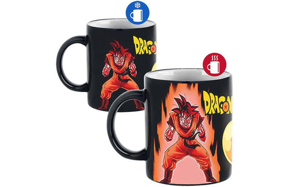 Dragon Ball Z Super Saiyan varmefolsom