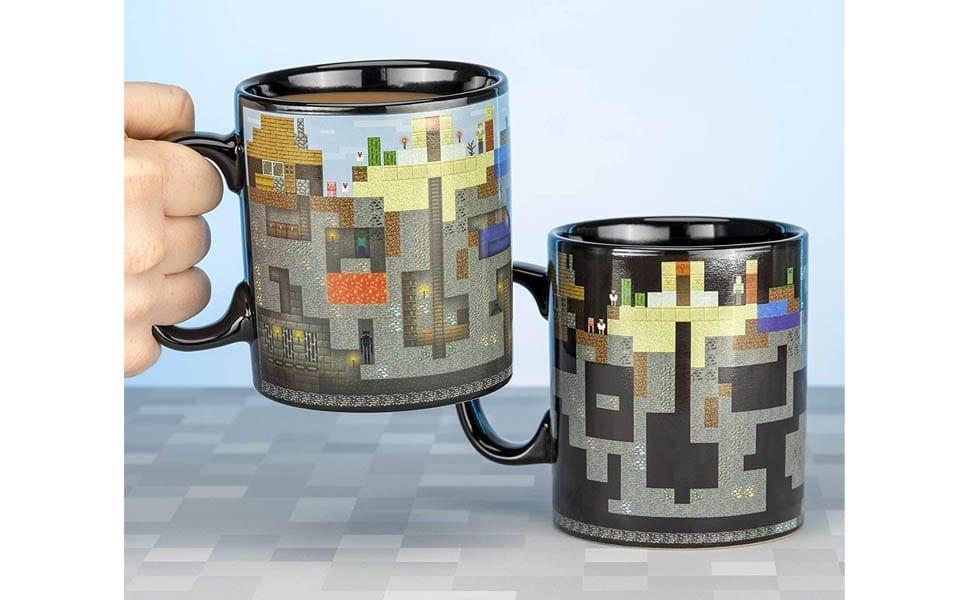 Minecraft XL krus varmefolsomt