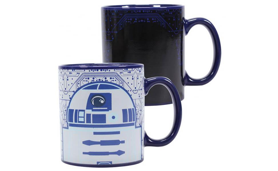 Star Wars Varmefolsomt Krus R2 D2
