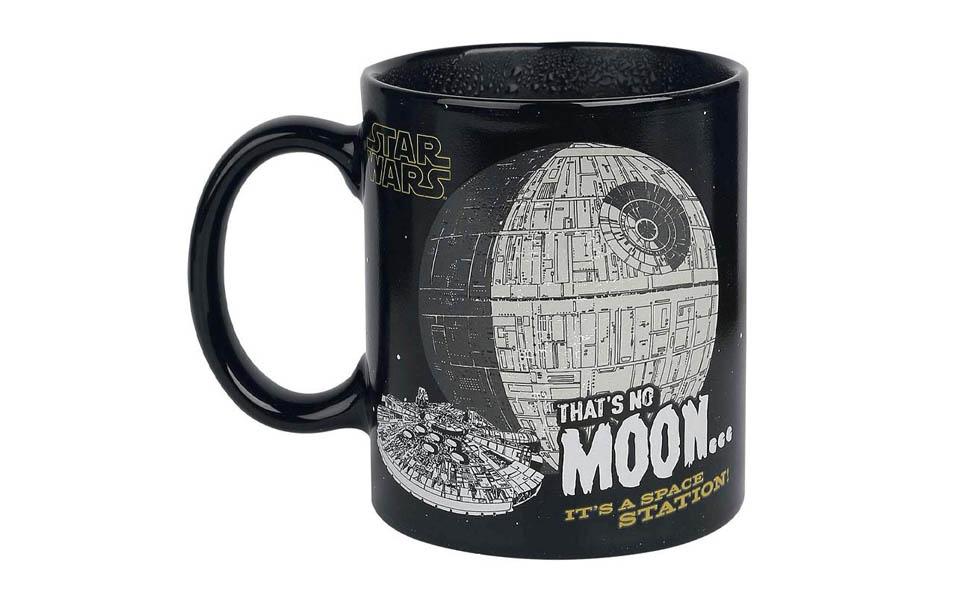 Star wars thats no moon mug