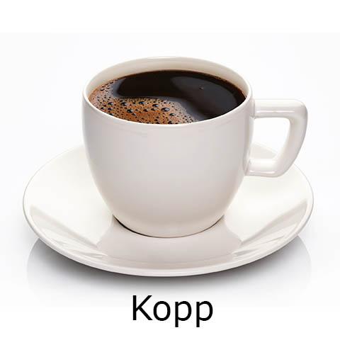 Bilde av en kopp