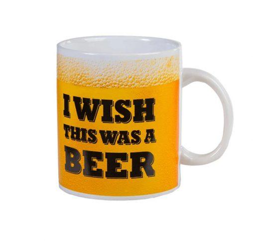Stort ølkrus