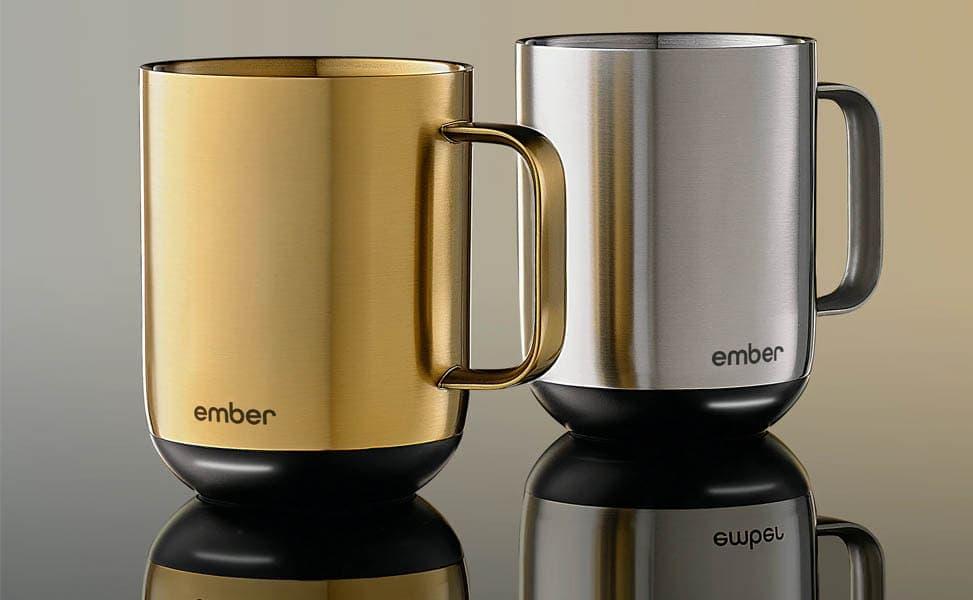 Ember Mug² Metallic smartkrus