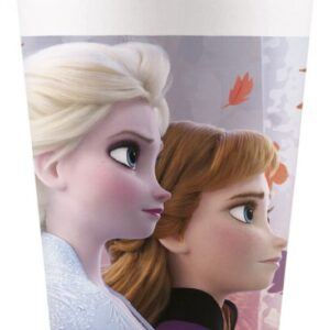 8 stk Pappkrus 200 ml - Frost 2 - Disney Frozen 2