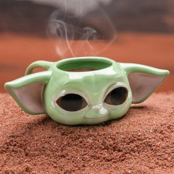 Kopp Baby Yoda Star Wars 3D Paladone