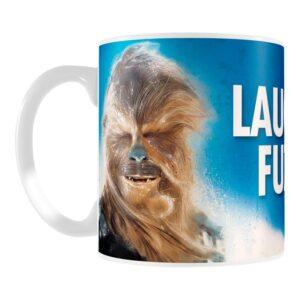 Kopp Star Wars Chewbacca Laugh It Up Fuzzball