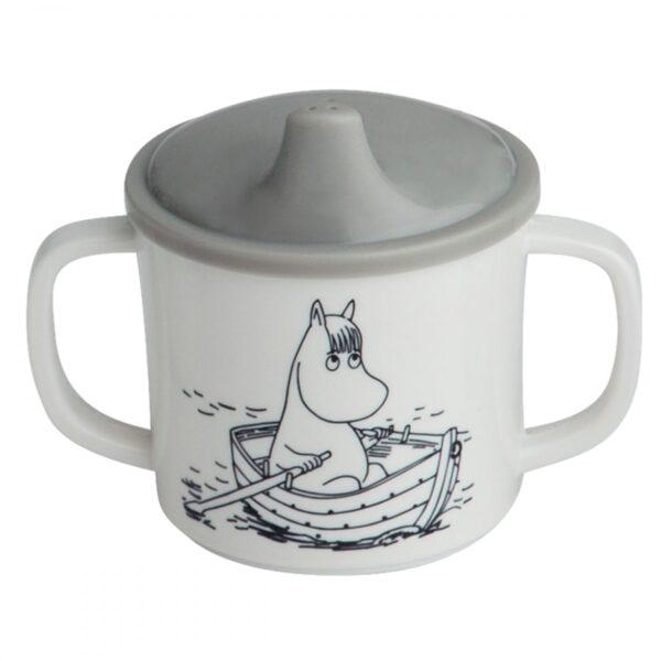 Rätt Start Mummi Spout Cup Grey