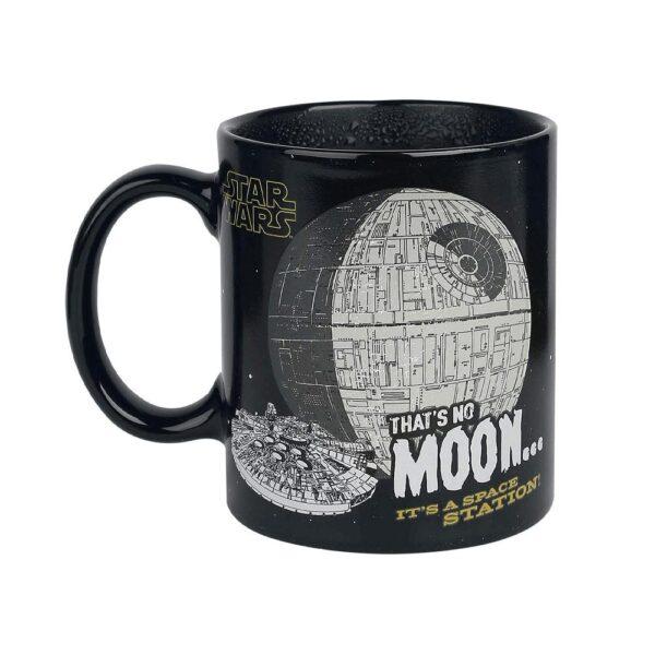 Star Wars, Varmevekslende Krus - That's No Moon