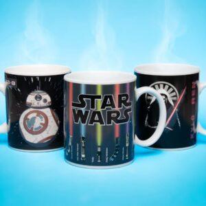 Star Wars-krus som skifter farge Lightsaber