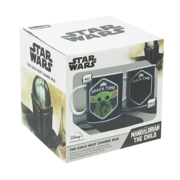 Varmefølsom kopp Baby Yoda Star Wars Paladone