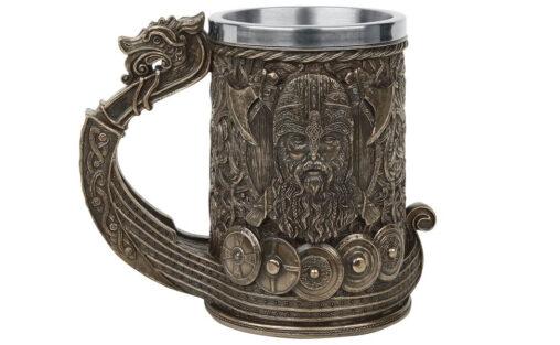 Tøft vikingkrus